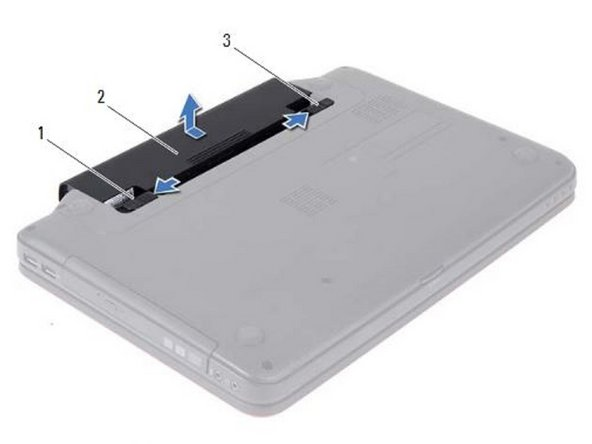 Dell Inspiron 14 N4050 Battery Replacement