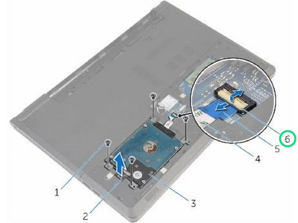 Reemplazo de módulos de memoria Dell Inspiron 15 5566