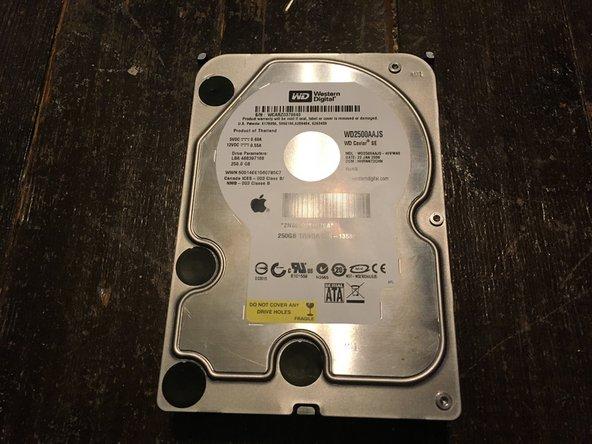 Dell Optiplex GX620 Hard Drive