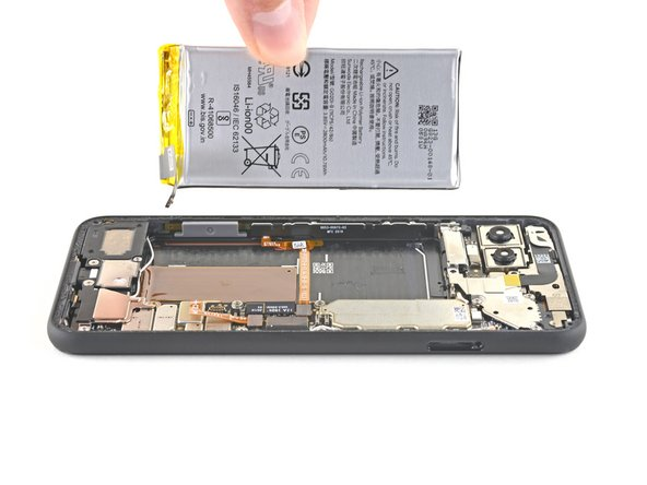 Google Pixel 4 Battery Replacement