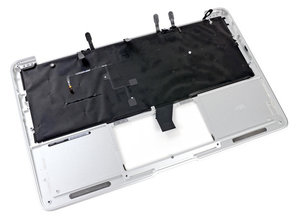 "MacBook Air 11"" Mid 2011 Upper Case Replacement"