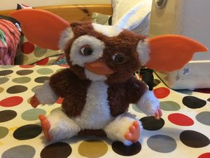 NECA Gremlins Dancing Gizmo Plush Doll Repair