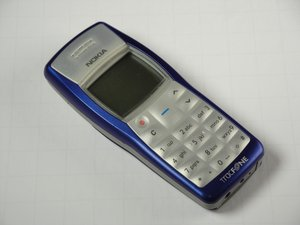 Nokia 1100b RH-36 Troubleshooting