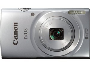 Canon-PowerShot ELPH 180 20.0-Megapixel Digital Camera