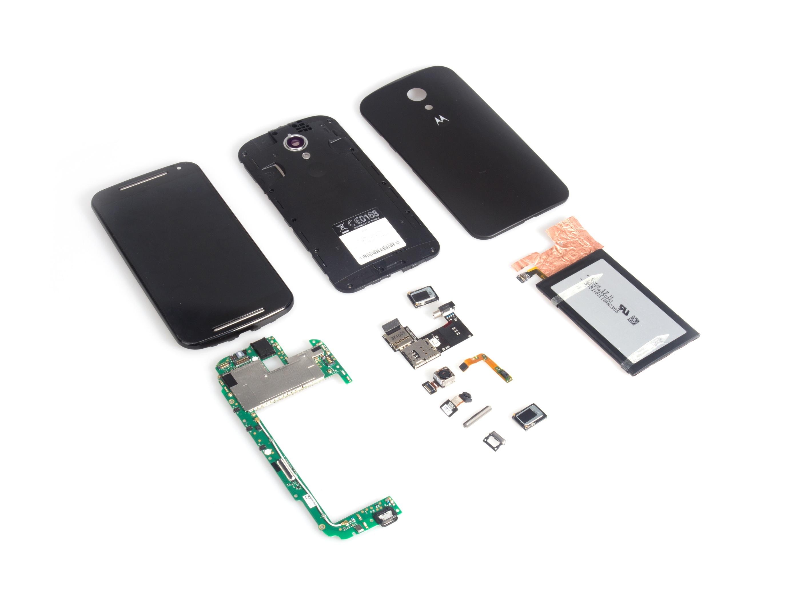 a52a4ac8743 Motorola Moto G (2nd Generation) - iFixit