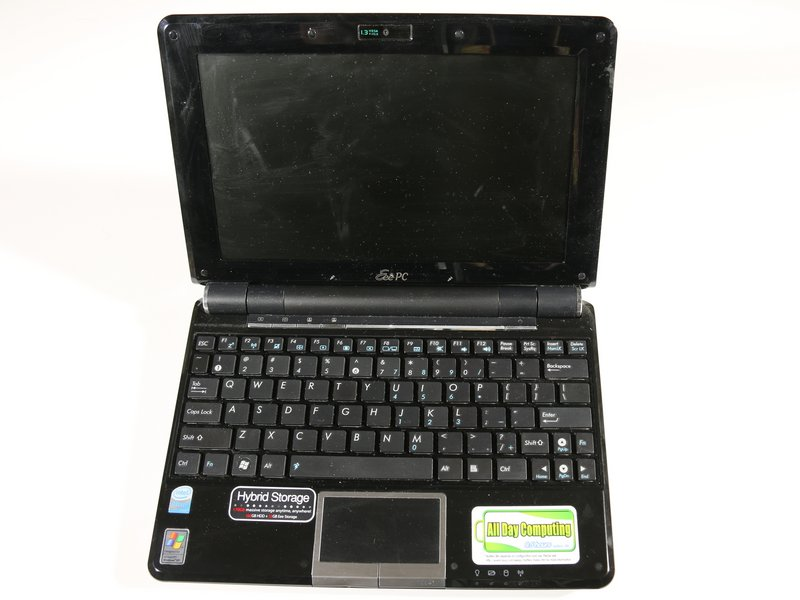asus eee pc 1000he repair ifixit rh ifixit com asus eee pc 4g repair manual Asus Eee PC Models