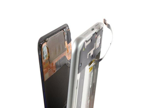 Reemplazo de la pantalla Xiaomi Mi 8 AMOLED