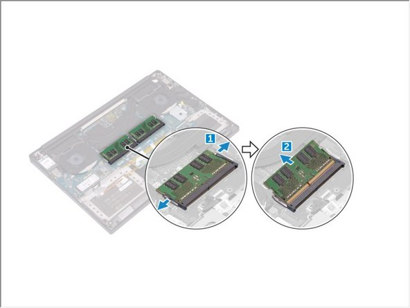 Dell Precision 5520 Memory Module Replacement