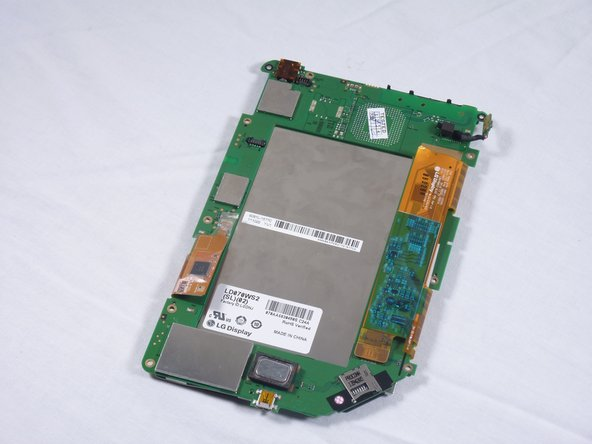 Nook Tablet Speaker Assembly Replacement