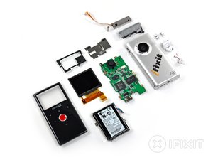 Flip MinoHD Teardown