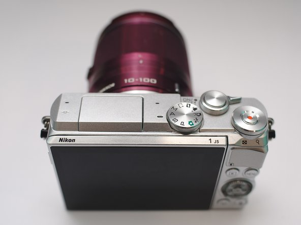 Remove Lens, MicroSD Card and Battery