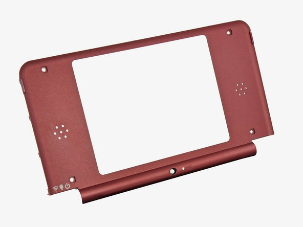 Nintendo DSi XL Front Bezel Replacement
