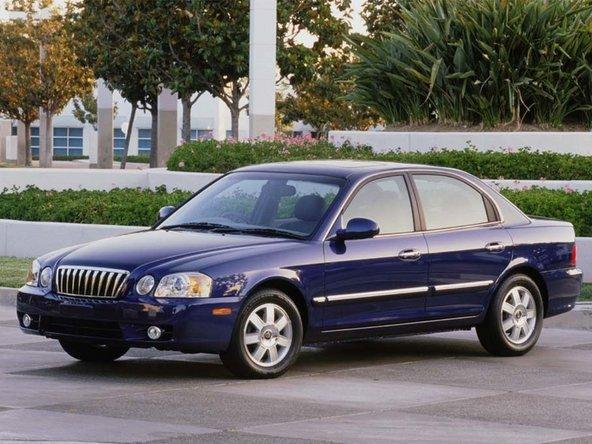 2000-2005 Kia Optima Repair  2000  2001  2002  2003  2004  2005
