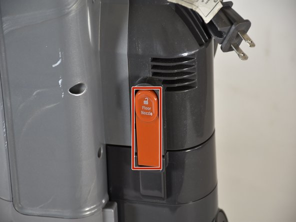 Look at the side of your vacuum.