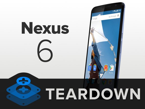 Nexus 6 Tech Specs: