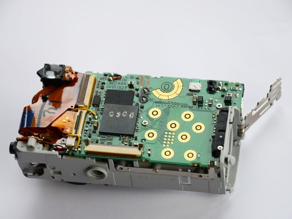 Canon PowerShot A460 Motherboard Replacement