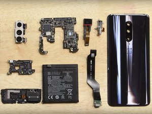 OnePlus 7 Pro 拆解