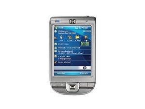 HP PDA Repair