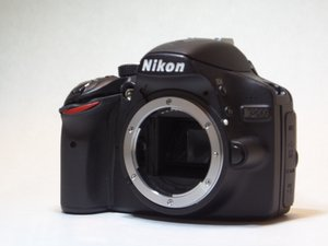 Nikon D3200 Troubleshooting