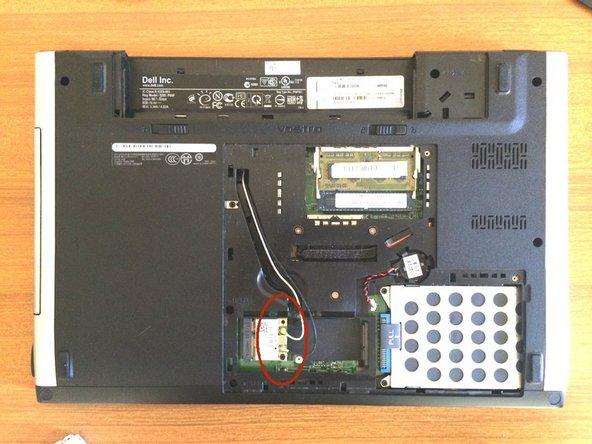 Dell Vostro 3500 WiFi Card Replacement