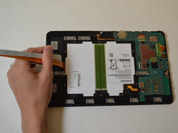 Samsung Galaxy Tab A 10.1 S-Pen Battery Replacement