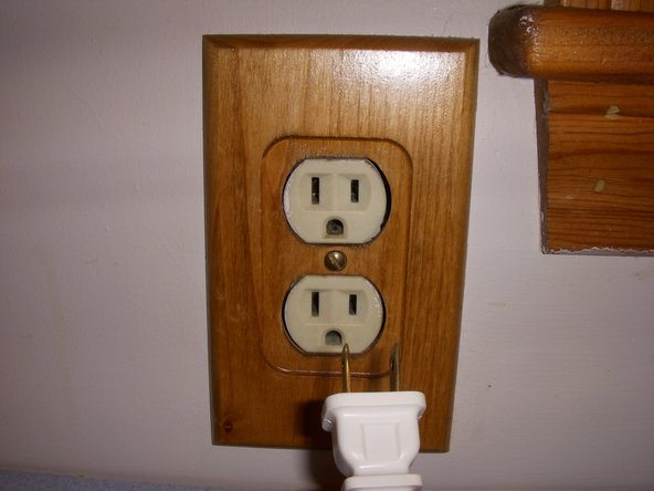 Unplug the toaster from the electrical outlet.