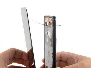 Samsung Galaxy S20 Ultra スクリーンの交換
