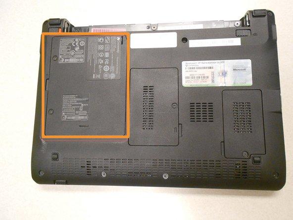 Remplacement du disque dur du Gateway KAV60 LT2016U