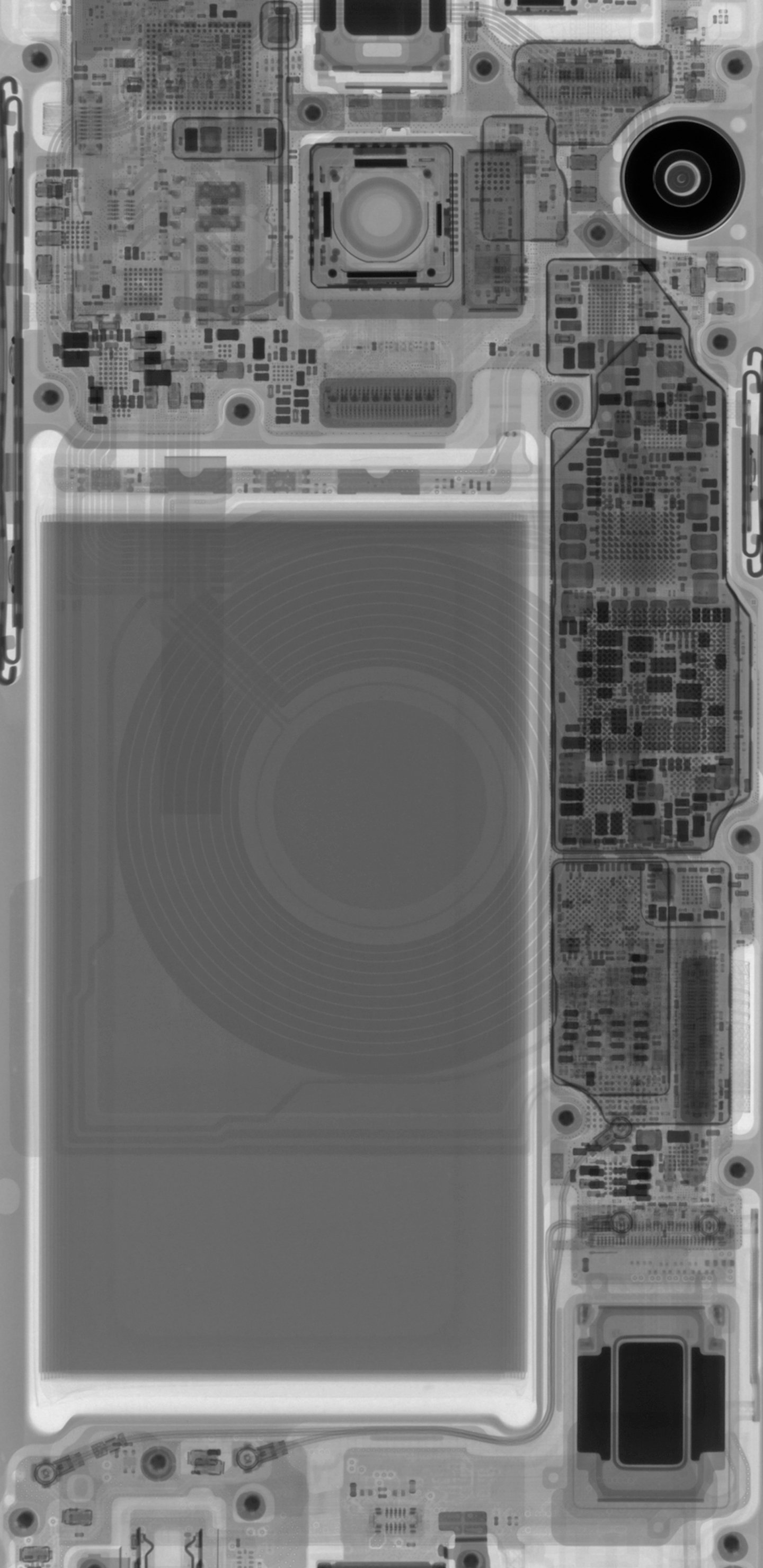 Turn your Samsung Galaxy S9 Inside Out With These Wallpapers - iFixit