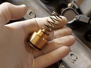 AC Compressor Control Valve