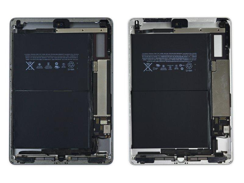 2017 iPad vs iPad Air