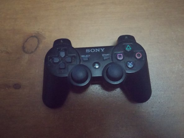 DualShock 3 Battery Replacement
