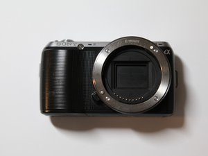 Sony Alpha NEX-C3 Repair