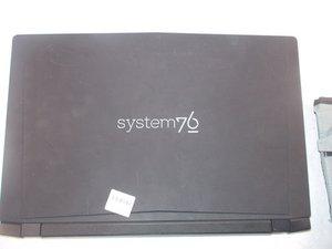 System76 Serval WS Repair