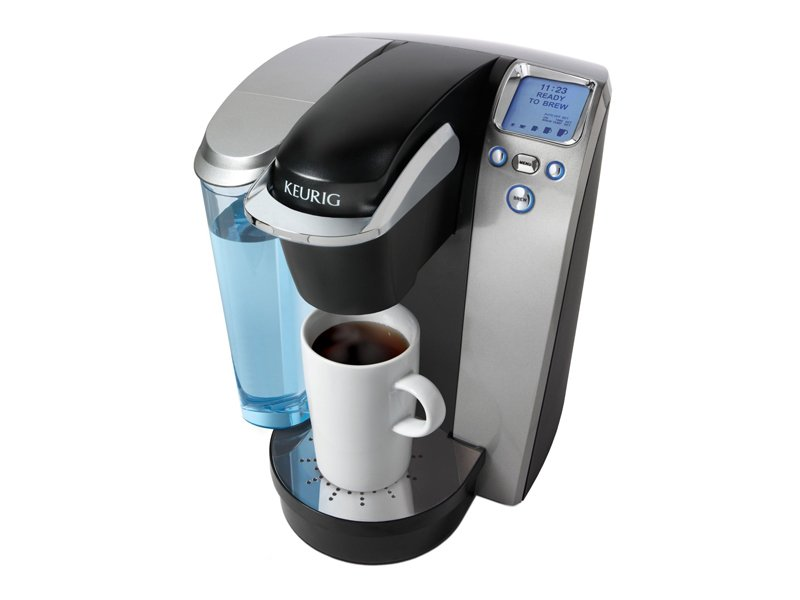 Keurig 2 0 will not dispense water and make cofee - Keurig