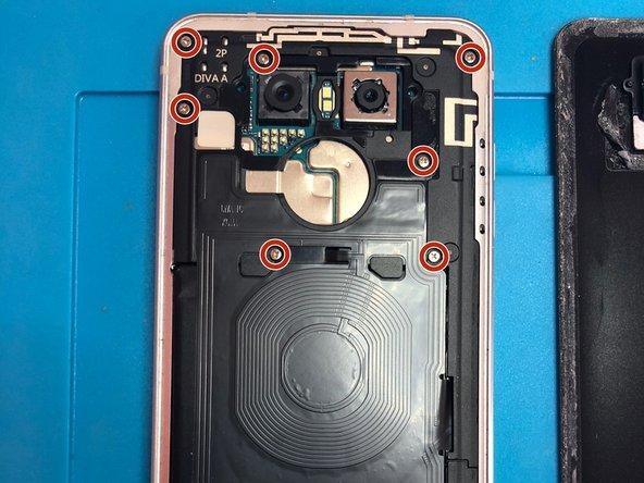 Remove eleven Philips #00 screws.