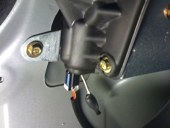 Repairing 1999-2004 Honda Odyssey Rear window actuator