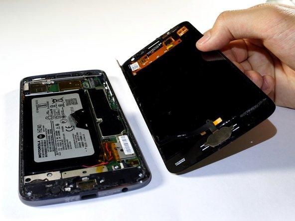 Motorola Moto Z2 Play Screen Removal