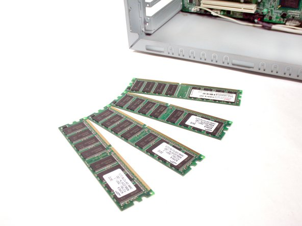 Image 3/3: If replacing RAM, make sure it is the right type, speed, and size for your computer. Otherwise the RAM may not fit or your computer may not start up.