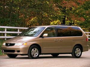 Honda Odyssey (North America) Repair