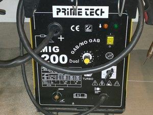 primetech mig200 MIG welder
