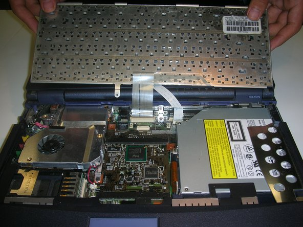 Sony Vaio PCG-981L Fan Replacement or cleaning